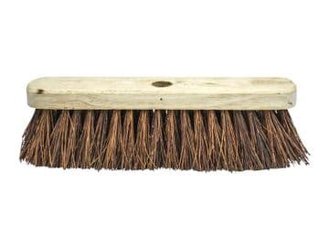 Stiff Bassine Broom Head 300mm (12in)